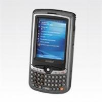 China Handheld Mobile Computer with Windows Mobile OS, 1D/2D scan, GPRS,WIFI on sale