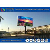 China Outdoor P10 P8 Full Color Digital LED Billboard Signs LED Display Board For Commercial Advertising on sale