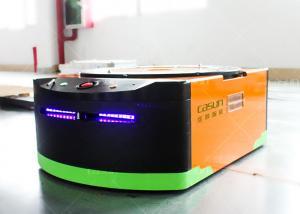 China WiFi Network SLAM AGV Natural Navigation AGV Encoder Aid Calculation on sale