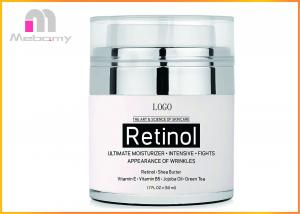 China 100ml Retinol Moisturizer Cream For Face And Eye Area - With Retinol / Jojoba Oil / Vitamin E on sale