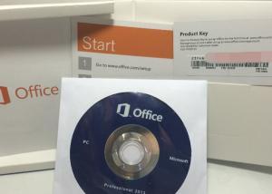 Quality Microsoft office 2013 Pro / Std / Home&Business / Pro Plus 32 / 64Bit DVD Drive for sale