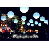 White Inflatable Light Ball Inflatable Led Balloon for Party Supplies
