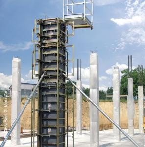 China Construction Concrete Column Formwork system 915 * 1830 * 6 - 18mm with high heavy loads on sale