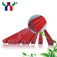 China 12*12mm PVC red Cutting Stick for cutting machine on sale