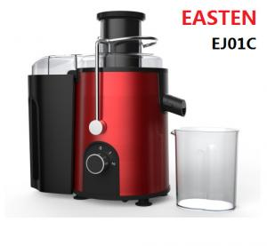 China Easten 400W Automatic Portable Electric Orange Juicer/ Plastic Housing 1.6 Liters Mini Juice Extractor for Carrot on sale