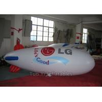 Zeppelin Air Balloon Outdoor Park PVC Advertising Airship Blimp
