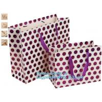 Eco-friendly Logo Paper Carrier Bag,special designed luxury gift kraft paper candy bag,Custom shopping printed carrier h