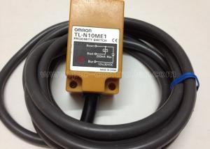 DC 3 - wire NPN OMRON Inductive Proximity Sensor TL - N10ME1 Sensing ...