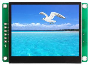 China 3.5 Smart Graphic TFT LCD Module on sale