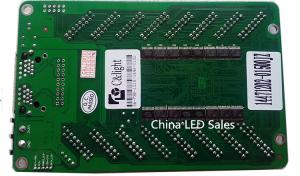 Quality 5A - 75E Colorlight Receiving Led Control Card with 16 pcs HUB75 Ports for sale