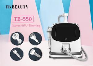 China Multi Functional HIFU Cavitation Body Slimming Machine / HIFU Beauty Machine on sale