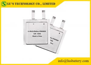 China Customized Capacity High Temperature Lithium Battery For Power Bank on sale
