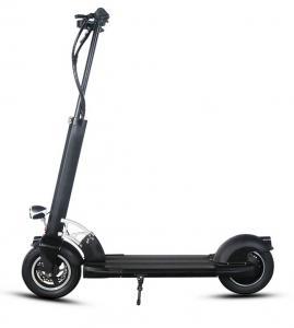China La pédale résistante 500w d'étape pliant E donnent un coup de pied le scooter électrique avec le contrôleur intelligent on sale