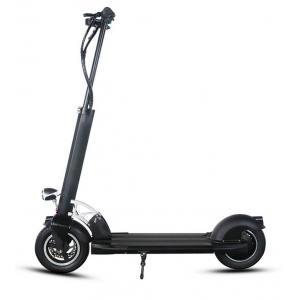 China Eを折る頑丈なステップ ペダル500wは理性的なコントローラーが付いている電気スクーターを蹴ります on sale
