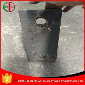 China EN-GJN-HV600(XCr11) HRC56 High Cr White Iron Casting Liner Plates EB11041 on sale