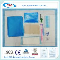 EO Sterile Baby Delivery Drape Pack With Umbilical Cord Clamp