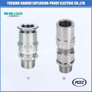China BDM-25 ex d brass,stainless steel  Explosion-proof Cable wiring and steel pipe wiring on sale
