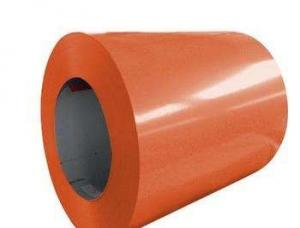 China Pre Painted Ppgi Steel Coilin Coils Width Below 1250mm For Steel Roofing on sale