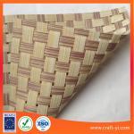 Rattan color 12X12 PVC coated mesh fabric Textilene mesh fabrics