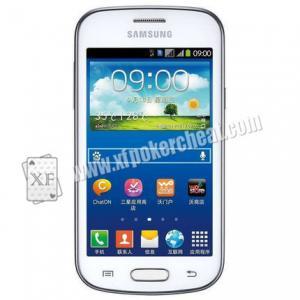 China Single Samsung Mobile Spy Camera Poker Reader 2m Transmitter on sale