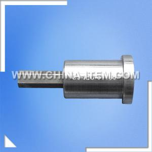 China IEC 61195 / GB 18774 Annex A Test Holder for Torsion Test for G5 Capped Lamps on sale