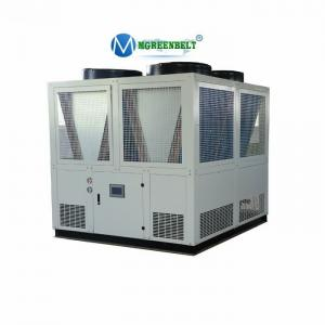 China Plastic Machine Extruder 15C 80 HP 60 Tr Air Cooled Industrial Water Chiller Price on sale