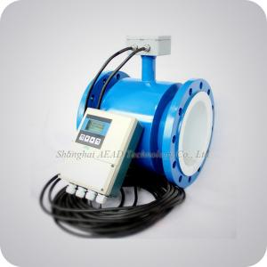 China Split Type Electromagnetic Flow Meter (A+E81F) on sale