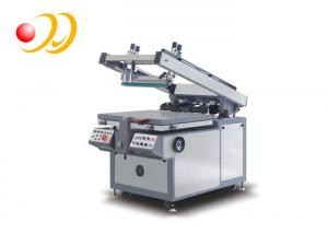 China Commercial Automatic Screen Print Press Machine 4 Color Graphica   on sale