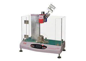 China Pendulum Impact Testing Machine 50J Auto rasie and brake  Charpy impact test ISO 179 PIT501J-TS on sale