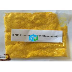China Pharmaceutical Raw Materials Fat Loss Powder , 2 4 Dinitrophenol Weight Loss Powder on sale