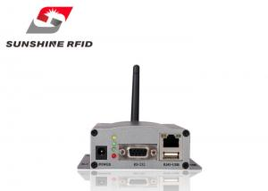 China Active Omni Mini Rfid Reader RS232 , Ethernet Rfid Directional Reader on sale