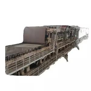 China 200t/D Bagasse Paper Pulp Making Machine 1400mm Paper Width on sale