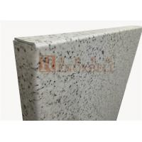 China 15mm Granite Stone Aluminium Sandwich Panel For Facade Cladding on sale