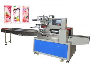 China Ice Cream Food Packaging Machine High Precision Low Noise Easily Maintain on sale