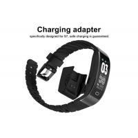 Zinc Alloy Frame Sport Bracelet Watch Smart Fitness Tracker Data Synchronization