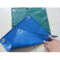 Polyester Tent Fabric Canvas Roof Material Pvc Coated Polyester Tarpaulin