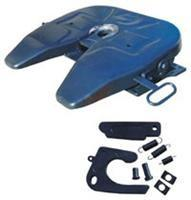 China Trailer And Truck 5th Wheel hitch Plate Semi Trailer Parts Saddleseat on sale
