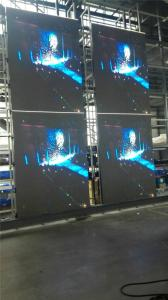 China HD P5 Outdoor Full Color LED Display For Public Events Water Resistant on sale