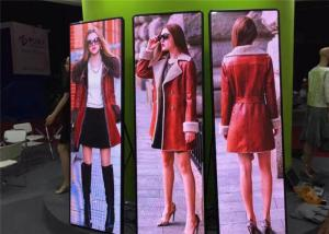 China Indoor Creative LED Screen P2.5 HD Mirror LED Display For Shopping Mall on sale