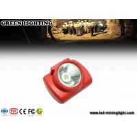 China Custom colorful cordless Mining Hard Hat Led Lights with 4 modes lighting on sale