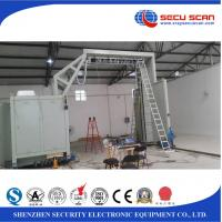 Gantry Under Vehicle Surveillance System X Ray Container Scanner For Seaport