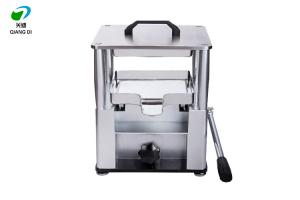 China commerical  small hydraulic manual juicer/press machine on sale