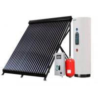 200L Tube Separate Pressurized Solar Water Heater With Heat Pipe Solar Collector
