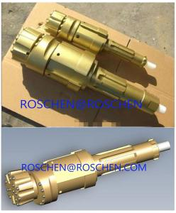 China ODEX 140 Down The Hole Drilling , Downhole Drilling Tools with DHD350 Shank on sale