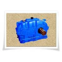 China Soft Gear Face Cylindrical Gear Speed Reducer PM Series For Lifting , Mining on sale