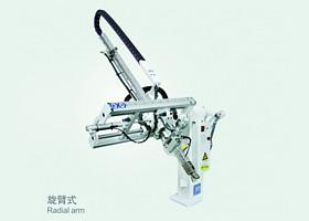 China Full - Automatic Injection Moulding Robotic Arm , Robot For Injection Molding Machine supplier