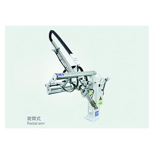 China Full - Automatic Injection Moulding Robotic Arm , Robot For Injection Molding Machine on sale