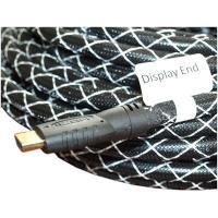China 60 placa de oro de alta velocidad de los Gbps 24AWG del cable w/Ethernet 18 de la ÉLITE HDMI del pie InWal on sale