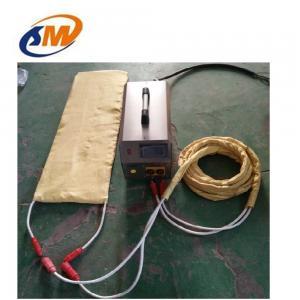 China 30KW Portable Induction preheat machine weld preheating machine induction weld preheating machine shrink fitting machine on sale