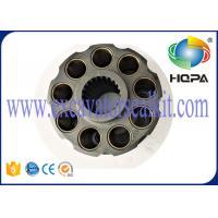 Cylinder Block 2042059 Excavator Hydraulic Parts Valve Plate 2044792 & 2044793